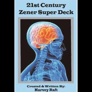 21st Century Zener Super Deck by Harvey Raft - Trick