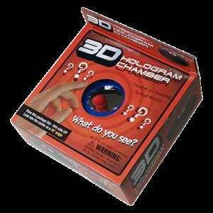 3D Hologram Chamber  - Trick
