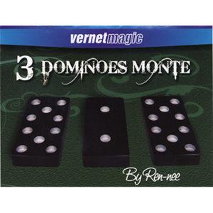 3 Dominoes Monte by Vernet - Trick