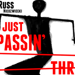 Just Passin' Thru Trick by Russ Niedzwiecki
