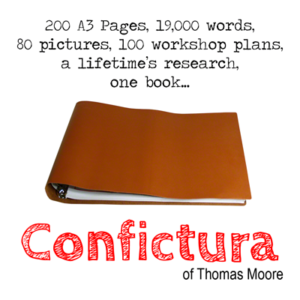 Confictura by Thomas Moore - Book