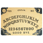 Pro-elite Workers Mat (Ouija Board Design) by Paul Romhany - Trick