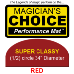 Super Classy Close-Up Mat (RED