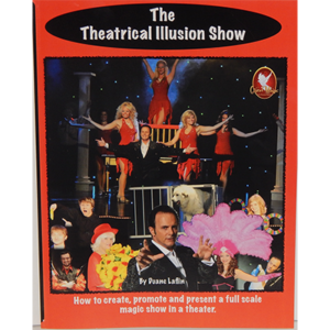 The Theatrical Illusion Show by Duane Laflin - Book