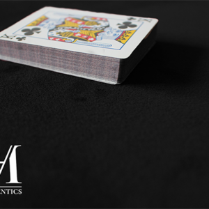Close Up Pad (15  x 10 inch) Black by JM Authentics - Trick