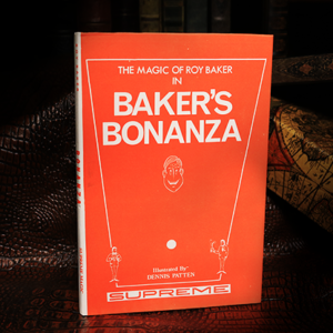 Baker's Bonanza (Limited/Out of Print) by Roy Baker - Book