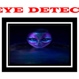 (L)Eye Detector by Harvey Raft - Trick