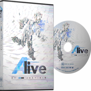 ALIVE by Just Kim - DVD