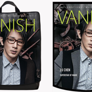 VANISH Backpack (Lu Chen) by Paul Romhany and BOLDFACE - Trick