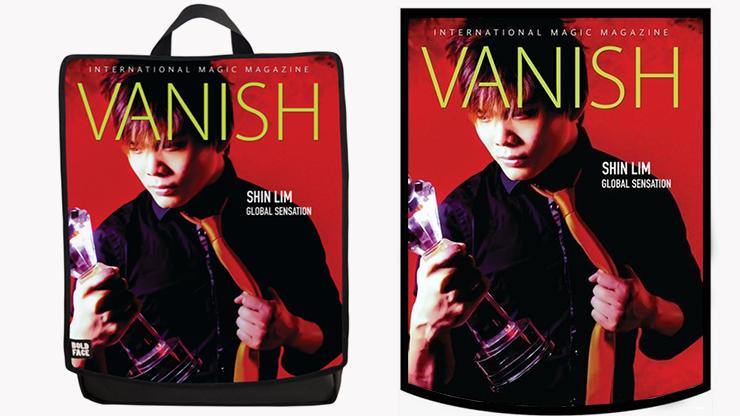 VANISH Backpack (Shin Lim) by Paul Romhany and BOLDFACE - Trick