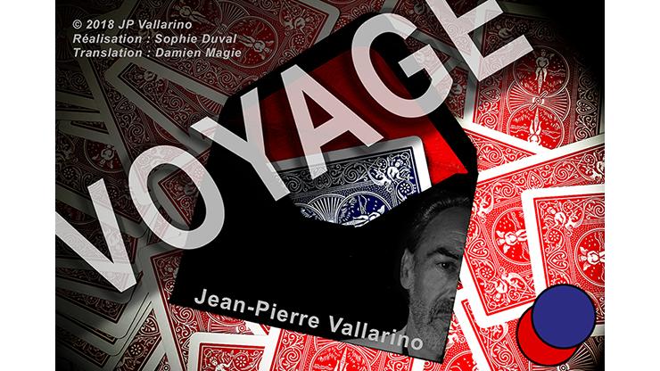 VOYAGE Red by Jean-Pierre Vallarino - Trick
