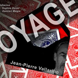 VOYAGE Blue by Jean-Pierre Vallarino - Trick
