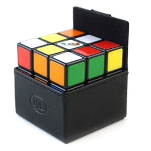 Rubik's Cube Holder by Jerry O'Connell and PropDog - Trick