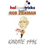 Holland Tricks Presents Rob Ziekman Karate 1996 (Gimmicks and Online Instructions) - Trick