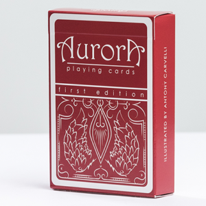 Aurora Playing Cards by Alessandro Parabiaghi