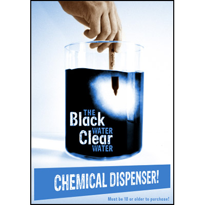 Black Water Clear Water Dispenser - Trick