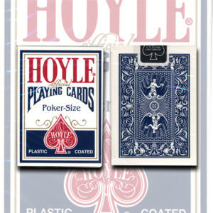 Cards Hoyle Poker deck (blue) USPCC