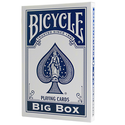 Big Bicycle Cards (Jumbo Bicycle Cards
