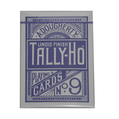 Cards Tally Ho Circle Back (Blue)
