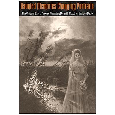 Changing Portrait - The Haunted Marsh (8x10) by Eddie Allen - Trick