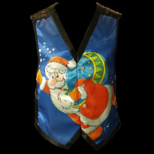 Christmas Color Change Vest (L) by Lee Alex - Trick