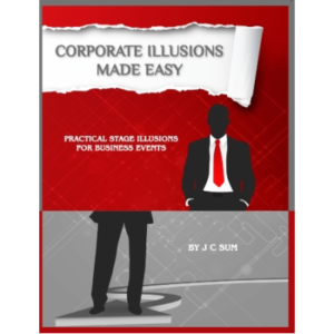 Corporate Illusions Made Easy by JC Sum - Book