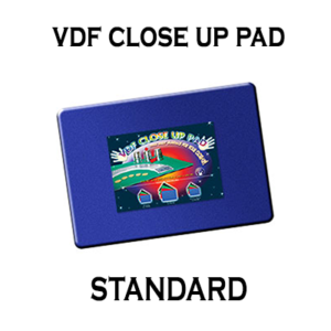 VDF Close Up Pad Standard (Blue) by Di Fatta Magic - Trick