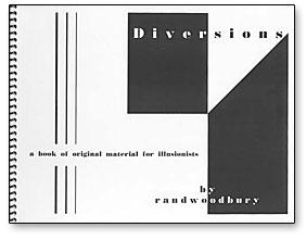 Diversions book Rand Woodbury