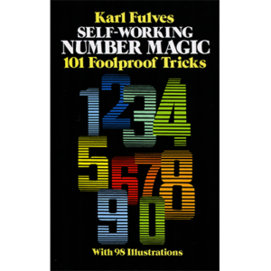 Self Working Number Magic by Karl Fulves - Book