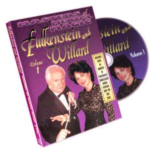 Falkenstein and Willard- Masters of Mental Magic- 1