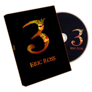3 by Eric Ross - DVD