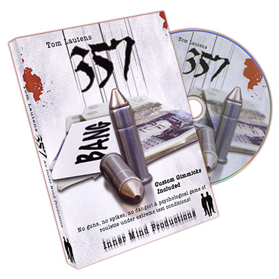 357 (DVD and Props) by Tom Lauten and Inner Mind Productions - DVD