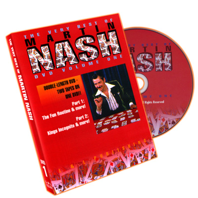 Very Best of Martin Nash Volume 1 by L&L Publishing - DVD