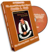 Award Winning Card Magic of Martin Nash - A-1- 3