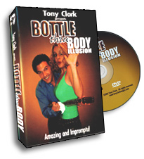 Bottle Thru Body Tony Clark