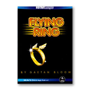 Flying Ring by Gaeton Bloom - Trick