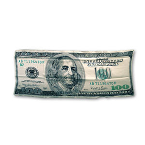 $100 bill Silk 36 inch by Magic by Gosh - Trick