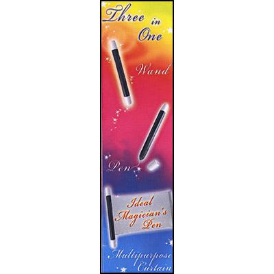 Ideal Magician's Pen by Vincenzo Di Fatta - Trick