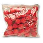 Noses 2.5 inch (Red) Bag of 25 Magic by Gosh