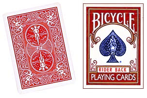 Red One Way Forcing Deck (ks)