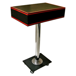 Professional Rolling Table by G&L Magic - Trick