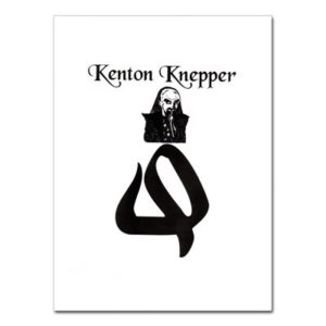 Q book Kenton Knepper