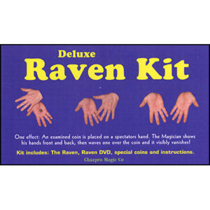 Raven® Kit (original/standard) w/Online Instructions by Chazpro - Trick