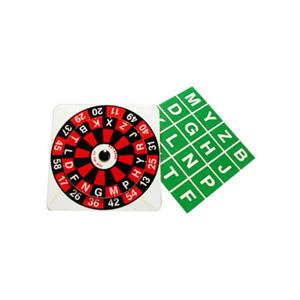 Alphabet Roulette by Royal Magic - Trick
