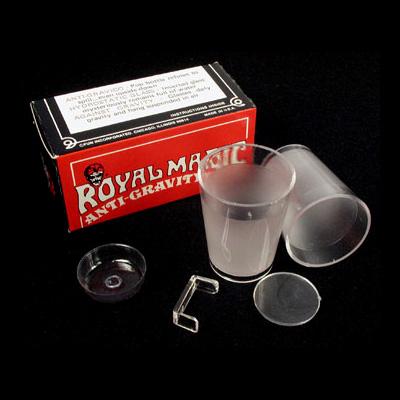 Anti-Gravity Trio by Royal Magic - Trick