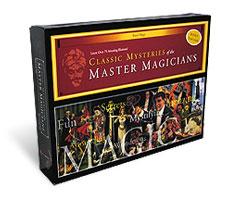 Classic Mysteries/Master Magician's Set 016419