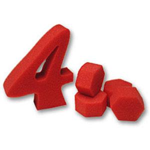 Super Soft Then There Were 4 Goshman (Red) - Trick