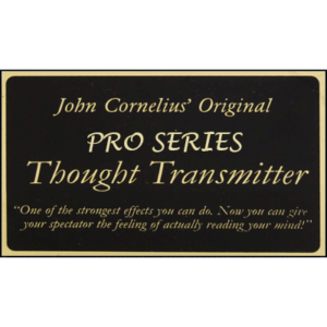 Thought Transmitter Pro by John Cornelius - Trick