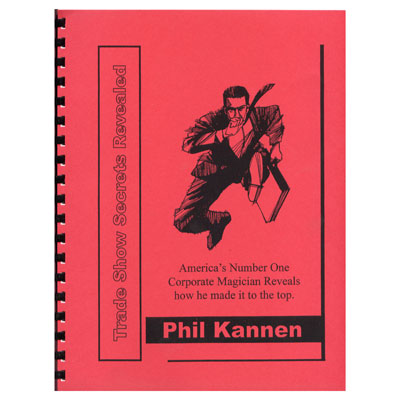 Trade Show Secrets Revealed by Phil Kannen - Book