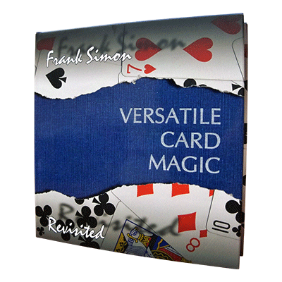 Versatile Card Magic Revisited BY  Simon - Book